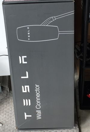 Tesla wall connector for Sale in Redmond, WA