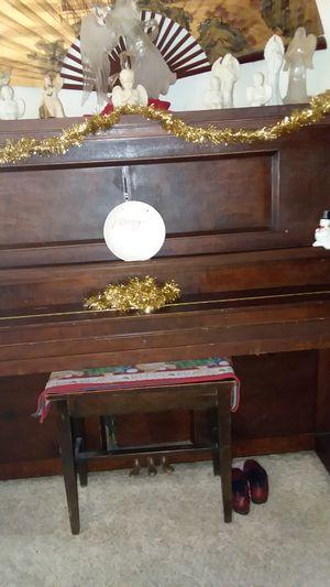 Player piano antique for Sale in Falls Church, VA