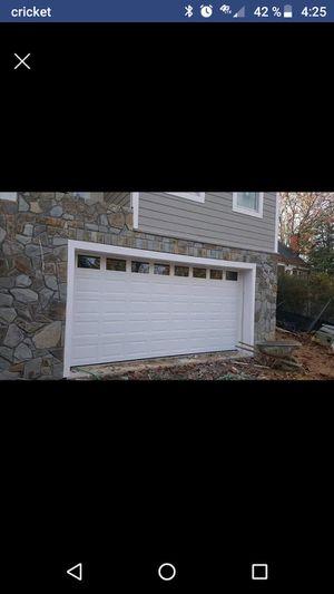 Garage Doors for Sale in Fairfax, VA