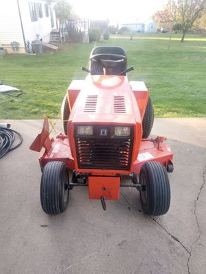 Lawn Tractor 3018 Ingersoll for Sale in Somerset, MA