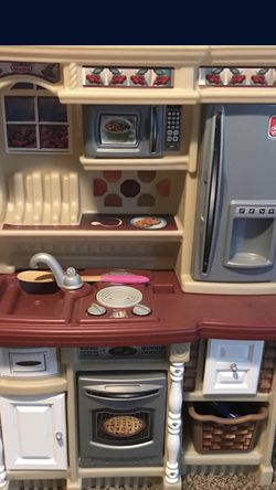 Free Child's Kitchen Playset for Sale in North Attleborough,  MA