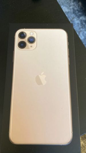 IPHONE 11 PRO MAX for Sale in Fort Washington, MD