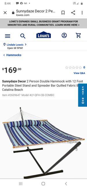 Hammock for Sale in Tyler, TX