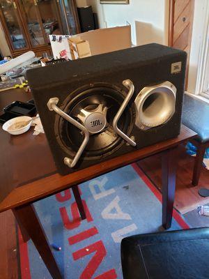 JBL GT-BassPro 12 with built in 150Watt Amp for Sale in Klamath Falls, OR