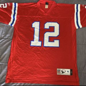 New England Patriots Tom Brady Throwback Jersey Sz XL for Sale in Huntington Beach, CA