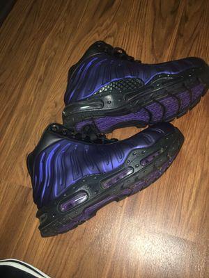 Nike ACG foamposite size 8 for Sale in Virginia Beach, VA