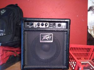 Peavy Bass Systems amplifier for Sale in TX, US