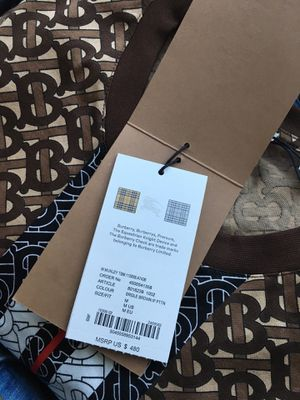 Burberry Bridle Brown Tshirt for Sale in Westminster, CA