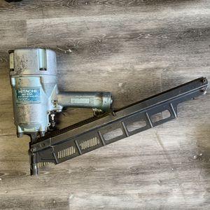 Hitachi NR83A NAIL GUN #8939-6 for Sale in Medford, MA