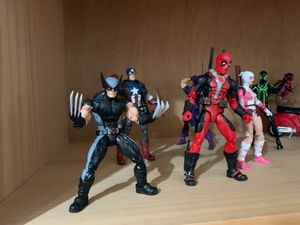 Marvel legends for Sale in Tolleson, AZ