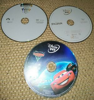 3 movie's Lot- Frozen,Paw & Cars.. for Sale in Orlando, FL