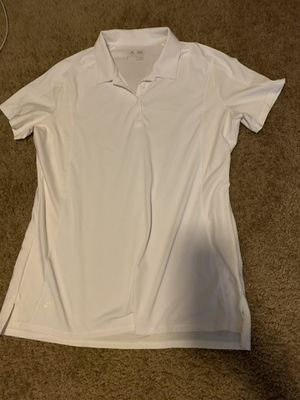 Adidas dry fit polo for Sale in Puyallup, WA