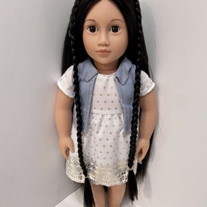 """Our Generation Doll Asako Hair Play Collection """"From Hair to There"""" for Sale in Laurel, MD"""