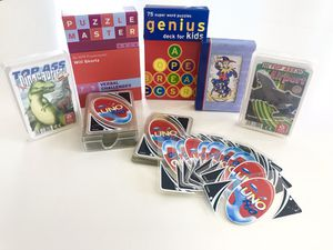 Card Games, Puzzles and Mind Bogglers for Sale in Orlando, FL