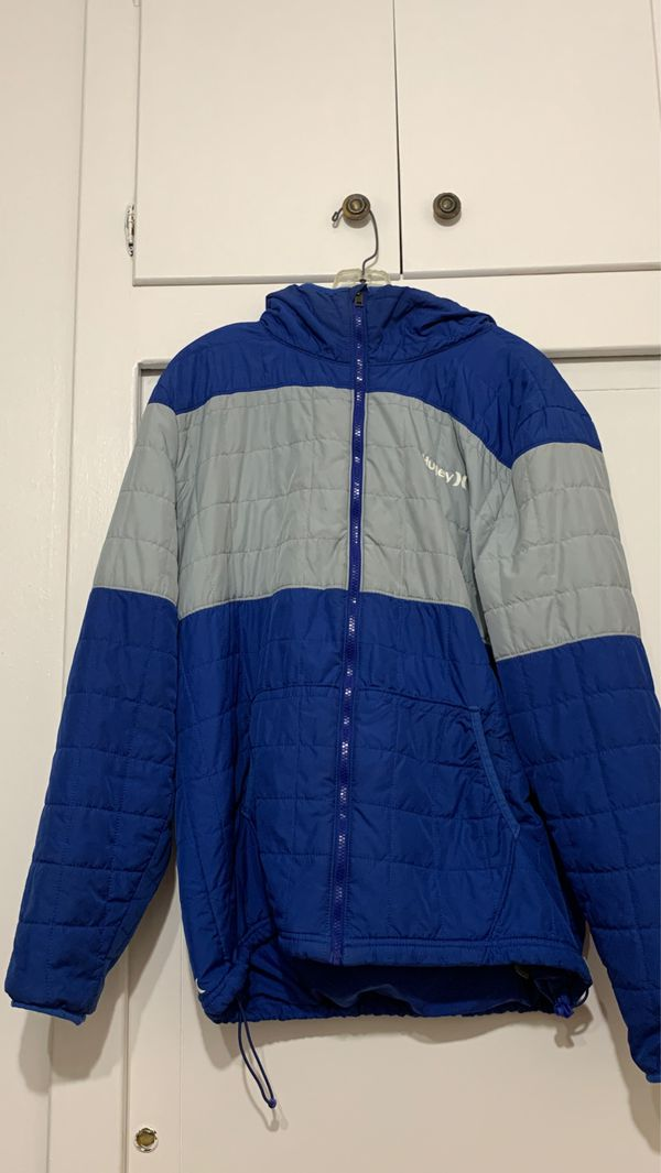 Hurley Puff Jacket XL