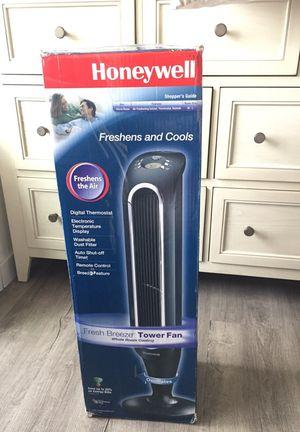 New in Box Honeywell Fresh Breeze Tower Fan for Sale in Boston, MA