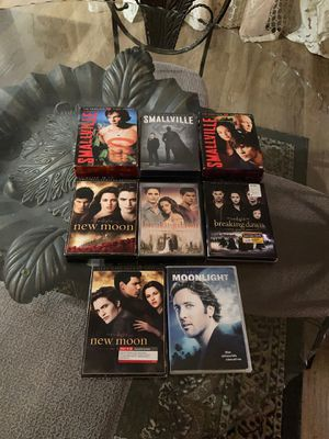 AMAZING DVD COLLECTION ALL NEW TAKE ALL FOR ONLY $5 PICK UP FROM LYNWOOD for Sale in Lynwood, CA