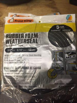 Weatherstrip for Sale in Glen Burnie, MD