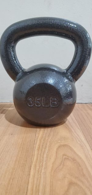 35 lb kettlebell *Brand New* for Sale in Whittier, CA