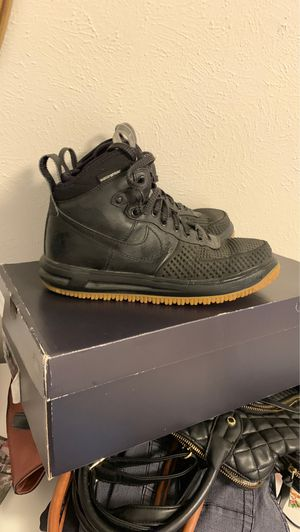 Nike, Air Force 1, Lunar force 1 duckboot, for Sale in Denver, CO