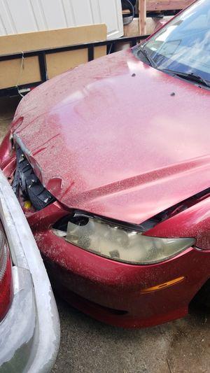 Mazda 6 2004 front damage. Car runs but needs new radiator for Sale in Alpharetta, GA