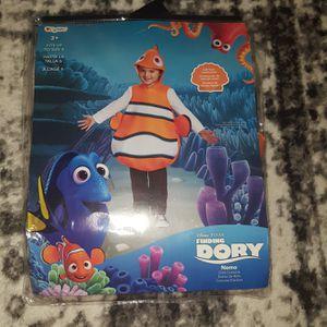 New Nemo Costume Finding Dory sz 4-6 for Sale in Chesapeake, VA