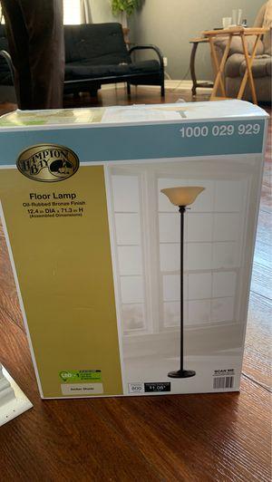 Brand New Floor Lamp for Sale in Manteca, CA