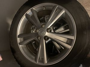 Lexus rims/snow tires $600 obo for Sale in Orlando, FL