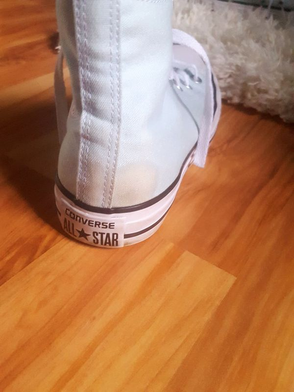 Women's Converse All Star Sneakers.
