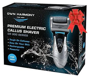 Electric Foot Callus Remover: Rechargeable Pedicure Tools for Men Health, Beauty, for Sale in Henderson, NV