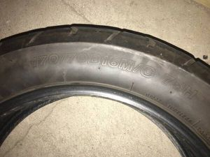 2 used motorcycle tires for Sale in Chicago, IL