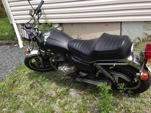 1981 Honda CM400 motorcycle very low miles for Sale in Lake Hopatcong, NJ