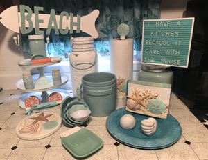 Everything beach for Kitchen for Sale in Saint Petersburg, FL
