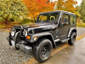 1998 Jeep Wrangler Hard Top Sport 4.0L V6 Low Miles for Sale in Federal Way, WA