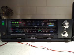 Vintage Antique Soundesign AM/FM Stereo Receiver # 5158 Tested Everything Works! for Sale in Englewood, CO