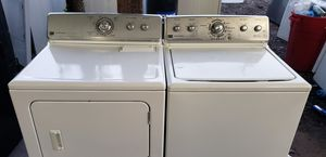 Maytag washer and dryer set for Sale in Plant City, FL