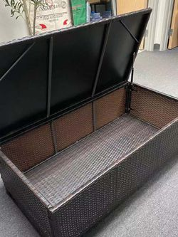 Patio Storage /Tea Table /Seat for Sale in Diamond Bar,  CA
