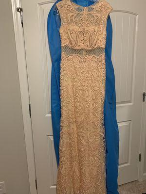 JVN By Jovani blush prom dress for Sale in Jonesboro, GA