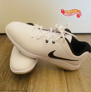 New Nike Vapor Pro Waterproof Golf Shoes Men's Size 12 White Black AQ2197-101 for Sale in Kissimmee, FL