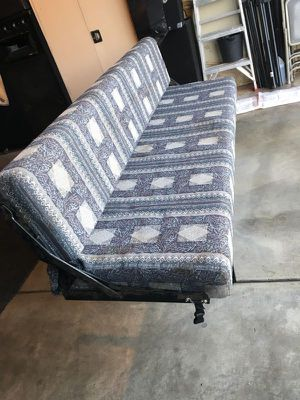 WALL MOUNT SEAT / BED FOR TOY HAULER OR RV for Sale in South Burlington, VT