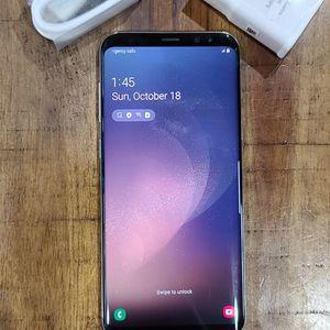 Samsung Galaxy S8+Plus Unlocked for Sale in Lynnwood, WA
