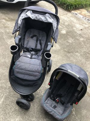 Stroller and car seat set for Sale in Clayton, NC