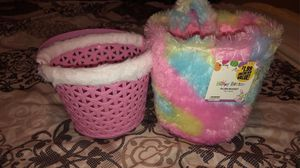 Easter basket for Sale in Bakersfield, CA
