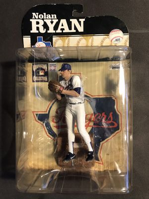 Nolan Ryan Cooperstown Collection baseball figure for Sale in Lowell, MA