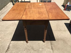 Antique farm table for Sale in Los Angeles, CA
