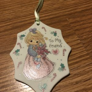 """Precious Moments ornament. About 2"""" for Sale in Auburn, GA"""
