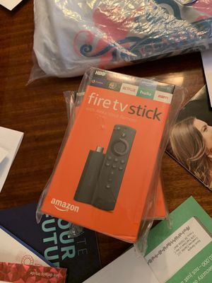 Modded TV stick 4K+ Alexa Voice for Sale in Frisco, TX
