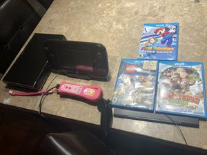 Nintendo WII-U 32Gb for Sale in Taunton, MA