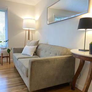 Mid-Century Tufted Sofa for Sale in Gresham, OR