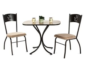 3-Piece Breakfast Bistro table & 2 chair Set for Sale in Mill Creek, WA